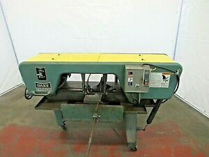 Dake johnson 10 Horizontal Band Saw Id S 032