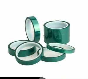 Sublimation Machine Thermal Tape Heat High Temperature Resistant Tapes 10pcs lot
