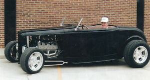 1932 Ford Roadster Scta Halibrand Goodguys Award Winner