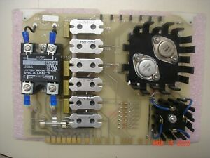 Beckman 341509 l Relay Board For L8 mr Refrigerated Ultra Centrifuge
