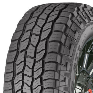 4 New Cooper Discoverer At3 Xlt Lt 285 75r17 Load E 10 Ply A t All Terrain Tires