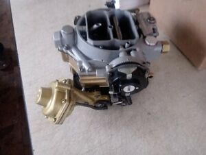 Desoto 56 Carter Wcfb 2311 Hemi 330 Engine Rebuilt Carburetor With Live Video
