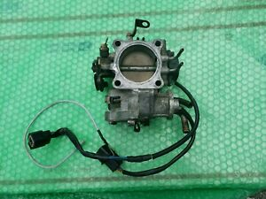 1990 Dsm Mitsubishi Eclipse Talon Laser Turbo Throttle Body Tps Iac 1g 4g63 Oem