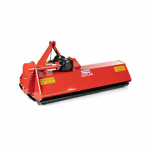 Titan Flail Mower 60 3 Point Pto Tractor Attachment Heavy Duty Cutting