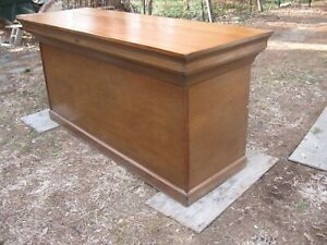 Antique General Country Store Pharmacy Counter Primitive Kitchen Island Hardware