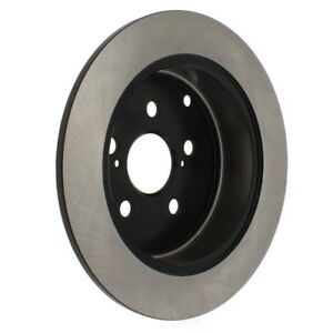 Disc Brake Rotor Fits 2000 2007 Toyota Celica Matrix Corolla Centric Parts