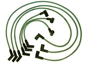 Spark Plug Wire Set Fits 2001 2004 Ford Mustang Acdelco Professional