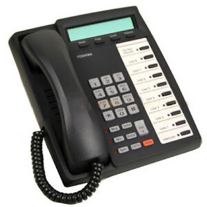 Toshiba Dkt3010 sd Phone Refurbished New Handset 1 Yr Warranty