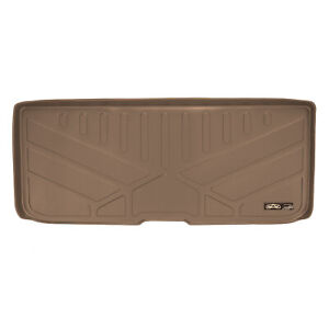 Smartliner All Weather Cargo Liner For 16 20 Honda Pilot Behind Third Row Tan
