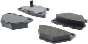 Disc Brake Pad Set Fits 2000 2007 Toyota Celica Matrix Corolla Centric Parts