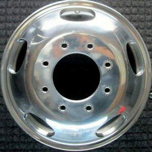 Ford F 350 Polished 17 Inch Oem Wheel 2005 To 2016