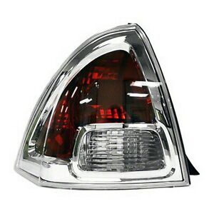 Drive Lh Left Side Fits 2006 2007 2008 2009 Ford Fusion Tail Lamp Light