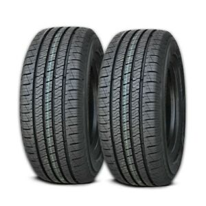 2 Lexani Lxht 206 P215 70r16 99t Suv Truck Premium Highway All Season M S Tires