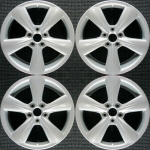 Ford Mustang Painted 18 Oem Wheel Set 2013 To 2014