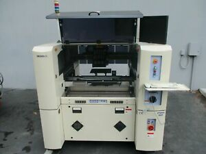 Samsung Model Cp45fv Neo Pick And Place Machine For Smt Pcb Assembly