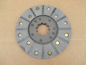 Brake Disc For Ih International B 414 B 434 Industrial 2300 2300a 2424 2444 3414