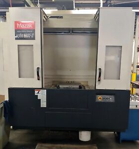2008 Mazak Hcn 6000 Ii Cnc Horizontal Machining Center