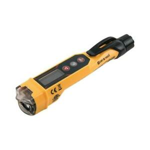 Voltage Tester With Laser Distance Meter Klein Tools Non Contact High Visibility