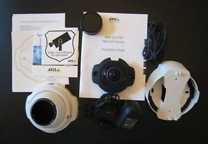 Axis 212 Ptz Network Ip Web Security Color Camera Excellent Condition