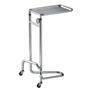 Mckesson Mayo Surgical Stainless Steel Instrument Stand