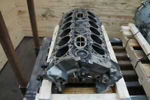 6 0l V12 Engine Cylinder Block 4g4e 6010 Ac Aston Martin Db9 Note