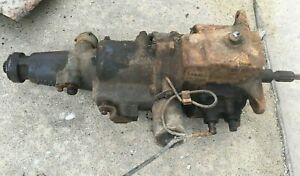 Muncie 3 Speed 319 Overdrive Transmission 1955 1956 1957 1958 Chevy