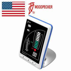 Woodpecker Dental Lcd Endodontic Root Canal Apex Locator Finder Woodpex Iii Usa