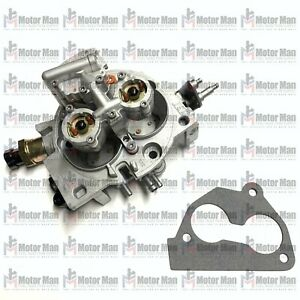 Motor Man 17091042 Injector Throttle Body 1991 93 Chevy Gmc Truck 5 7l Tbi