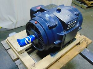 20 Hp Marathon Electric Motor 3 Phase 1 5 8 Shaft