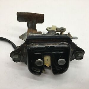 2000 2004 Nissan Pathfinder Trunk Latch Rear Gate Lock 01 03 Infiniti Qx4