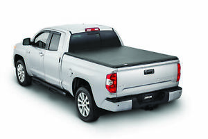Tonno Pro Hard Folding Tonneau Cover For 16 20 Toyota Tacoma 6ft 1in Bed Hf 562