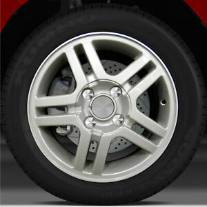 15x6 Factory Wheel sparkle Silver For 2000 2004 Ford Focus