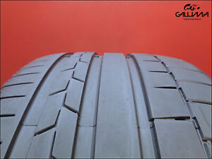 1 One Tire Hightread Continental 275 30 20 Sportcontact 6 97y Audi 49243