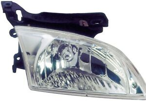 Headlight Lens Fits 2000 2002 Chevrolet Cavalier Dorman