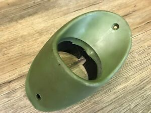 1968 1969 Chevelle Malibu Ss Used Gm Dash A c Vent Trim Bezel green Oem