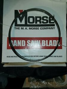 New In Box Morse Band Saw Blade Hef 1 2 25 14r 7ft 6 4yb44