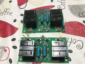 Adc American Dryer Motor Relay Board 137061