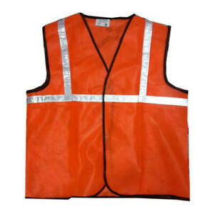 Safety Vest Traffic Workwear High Visibility Jacket Free Shipping