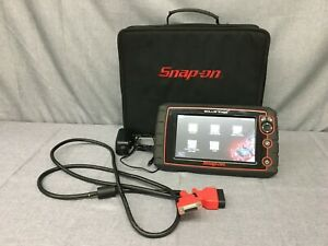 Snap On Eesc320 Solus Edge Scanner Diagnostics Version 19 2 Euro Asian Us