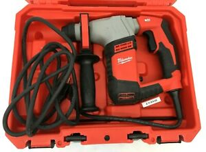 Milwaukee 5263 21 5 8 Corded Sds Plus Rotary Hammer Drill Ln
