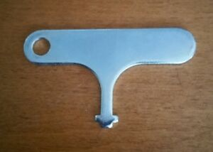 New Hardened Steel T Bar Tbar T Key Tkey T Wrench Access Tool Payphone Pay Phone