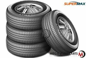 4 Supermax Ht 1 Ht1 Lt225 75r16 115 112s E 10 ply All Season Tires For Suv truck