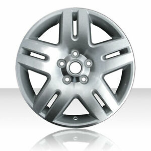 Revolve 17x6 5 Machined silver Wheel For 2014 14 Chevy Impala Limited
