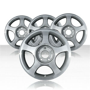 Revolve 16x7 Silver Wheel For 2000 2004 Ford Mustang Set Of 4