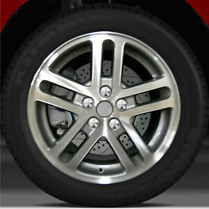 16x6 Factory Wheel gray Charcoal For 2002 2005 Chevy Cavalier