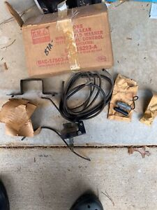 Nos 1957 Ford Windshield Washer Kit Fomoco Retractable Ranchero Sunliner 57