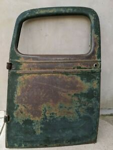 1936 1937 1938 Chevy Gmc Pickup Truck Driver Side Door Shell Chevrolet