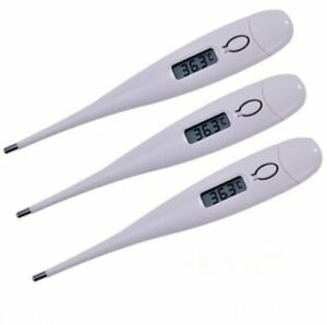 Thermometer Child Adult Body Temperature Digital Lcd Thermometer Waterproof
