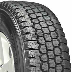 4 Bridgestone Blizzak W965 265 75r16 E 10 Ply Studless Winter Tires