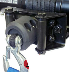 Winch Split Cable Hook Stopper